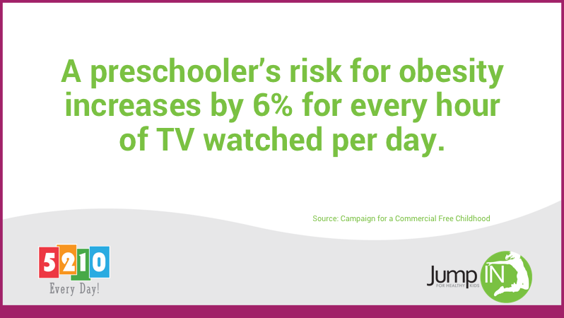 Screen time leads to obesity